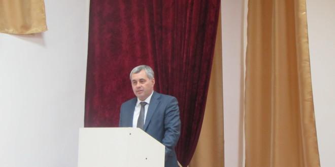 Утверждён Глава Администрации  Ногайского муниципального района
