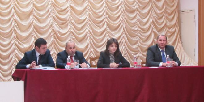 Выездная встреча заместителя Министра экономического развития Карачаево-Черкесской Республики с населением района
