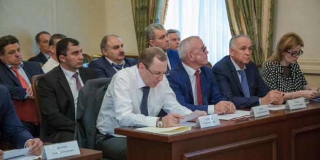 Энвер Керейтов принял участие в заседании республиканской антинаркотической комиссии