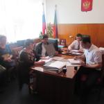 В  Ногайском районе состоялось рабочее совещание по вопросам предстоящих выборов в Государственную Думу Федерального Собрания седьмого созыва