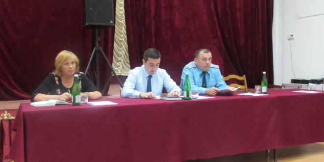 Заседания комиссии по ЧС и обеспечению противопожарной безопасности Ногайского муниципального района