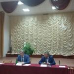 Заседание Антитеррористической комиссии в Ногайском районе
