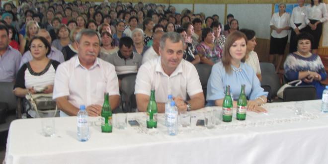 Сегодня прошла ежегодная августовская педагогическая конференция