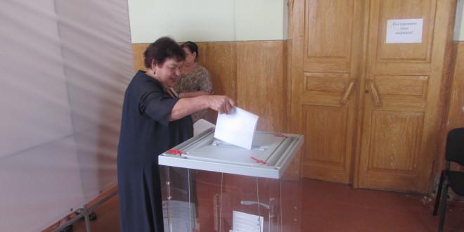 Подведены предварительные результаты выборов