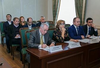 заседание правительственной Комиссии по мобилизации доходов в бюджет Карачаево-Черкесской республики