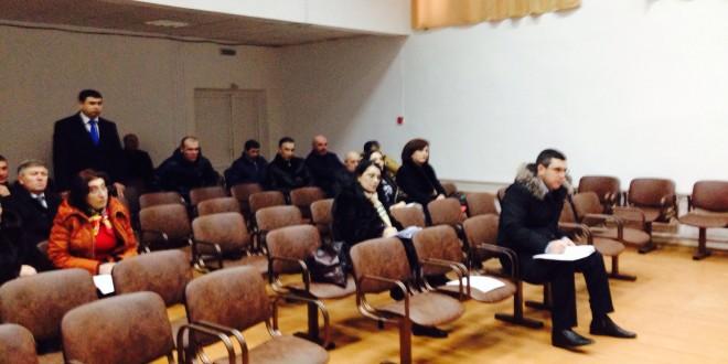 13 февраля 2017 года в администрации Ногайского муниципального района состоялся обучающий семинар по вопросу заполнения справок о доходах, расходах, об имуществе и обязательствах имущественного характера