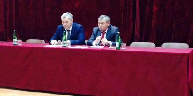 Глава Администрации Ногайского муниципального района Энвер Керейтов провел первую в новом году  рабочую планерку