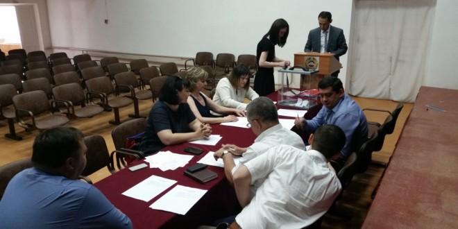 Состоялось первое организационное заседание территориальной избирательной комиссии по Ногайскому району