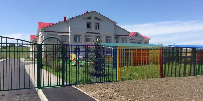 Детский сад «Эльнур» готовится к открытию