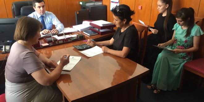 В Ногайском районе проводится работа по мобилизации в бюджет