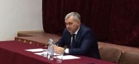 Глава Администрации Ногайского муниципального района Энвер Керейтов  провёл ежемесячную планёрку