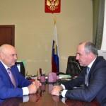 Минсельхоз России поддержит инициативы Главы региона, направленные на повышение эффективности АПК