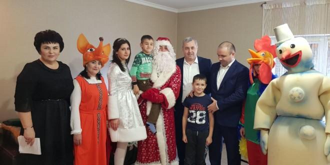 Поздравление «особых» детей с наступающим Новым годом