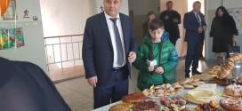 «Сладкая ярмарка» в школах Ногайского района