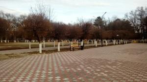 Парк Эркен-Шахар