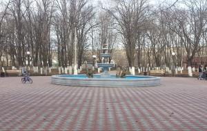 Парк п.Эркен-Шахар (1)