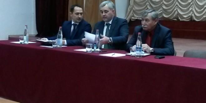 Прошло совещание по подготовке к проведению выборов Президента РФ