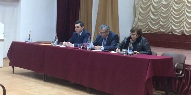 Заседание Совета Ногайского муниципального района
