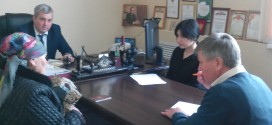 Личный прием граждан Главой Администрации Ногайского района