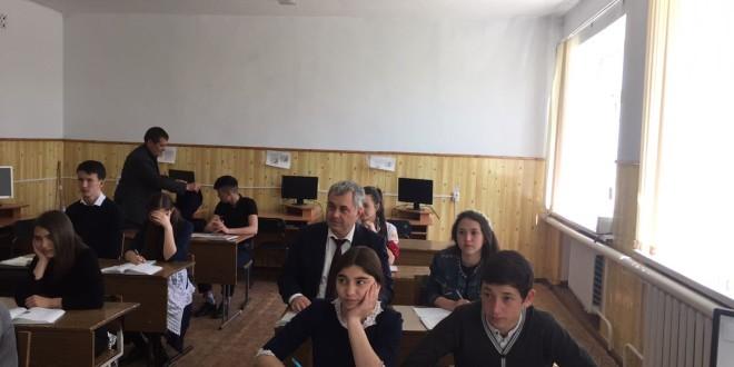 Глава администрации Ногайского района посетил школы