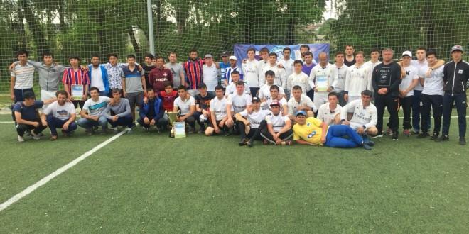 Прошел отборочный этап Ногайской футбольной лиги