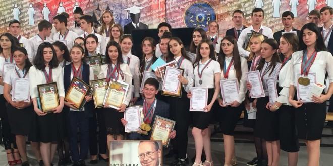 В Черкесске прошел финал V республиканской телевизионной гуманитарной олимпиады школьников «Умники и умницы Карачаево-Черкесии»