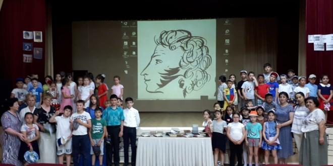 День рождения великого поэта отметили в  Ногайском муниципальном районе