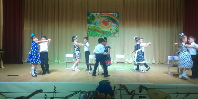 Глава Администрации Ногайского муниципального района принял участие в праздничном мероприятии приуроченного ко Дню защиты детей
