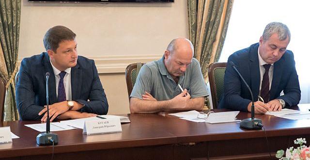 Энвер Керейтов Глава Администрации Ногайского муниципального района принял участие в очередном заседании комиссии по обеспечению безопасности дорожного движения
