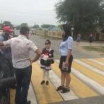 «Безопасная дорога в школу!» (завершение профилактического мероприятия «Внимание – дети!»)