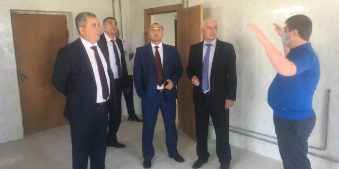 В п. Эркен-Шахар планируют провести капитальный ремонт реабилитационного центра для детей с ограниченными возможностями