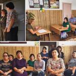 В Ногайском муниципальном районе Министр образования и науки КЧР Инна Кравченко провела прием граждан