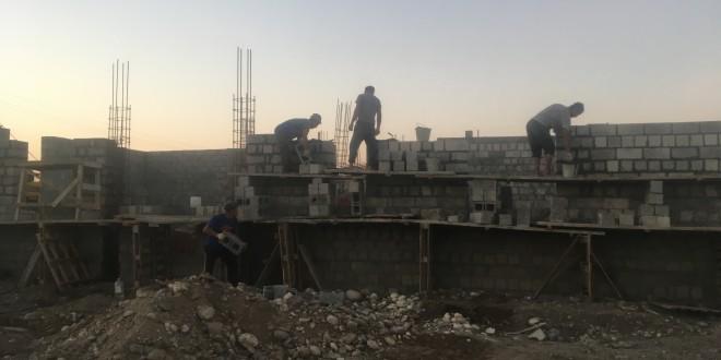 В Ногайский район с рабочим визитом прибыл Министр строительства и ЖКХ КЧР Евгений Гордиенко