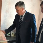 В Ногайском районе поздравили труженицу тыла с юбилеем