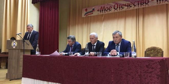 В Ногайском районе подвели итоги работы за 2018 год