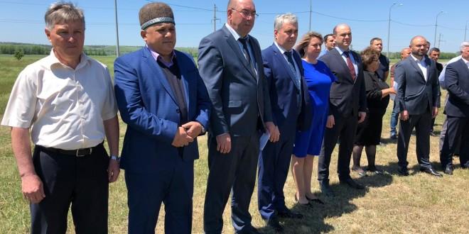 В Ногайском муниципальном районе КЧР на траурном митинге отдали дань памяти жертвам Кавказской войны