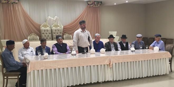 В Ногайском районе прошел коллективный ифтар