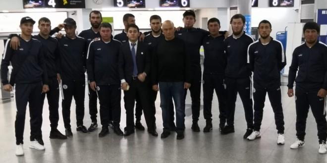 В Турции проходит международный турнир по футболу среди ногайских команд!