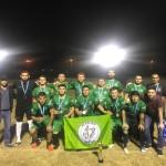 """Футбольная команда """"Шаьбден"""" стала 2-х кратным чемпионом мира!"""