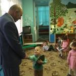 "Мурат Хапиштов посетил детский сад ""Солнышко"""