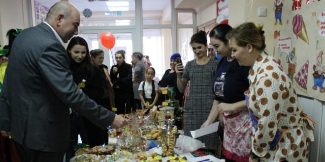 В МДОУ а. Икон-Халк «Эльнур» прошла Новогодняя ярмарка