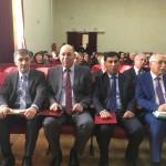 Торжественный вечер к 70-летию Исы Капаева прошел в Доме культуры п. Эркен-Шахар