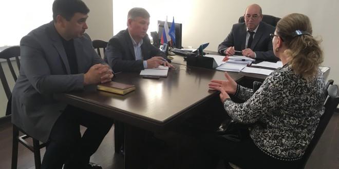Мурат Хапиштов провёл прием граждан