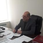 Глава администрации Ногайского муниципального района  Мурат Хапиштов провел встречу с жителями аварийного многоквартирного жилого дома