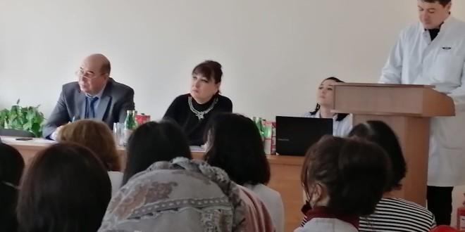 """Ежегодный отчет Главного врача РГБУЗ """"НЦП"""""""