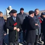 77-летие освобождения перевалов Кавказа от фашистских оккупантов отметили в Карачаево-Черкесии