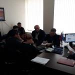 В  администрации Ногайского  района под председательством Главы Администрации района Мурата Хапиштова прошло совещание по коронавирусной инфекции(2019-пСоV).