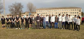 7 марта в ауле Икон-Халк состоялась товарищеская встреча по регби между командами 2003-2004 г.р. города Ессентуки и аула Икон-Халк.