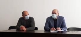 В администрации Ногайского муниципального района состоялось заседание штаба по предупреждению завоза и распространения новой коронавирусной инфекции на территории района.