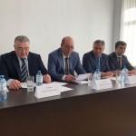В конференц-зале администрации Ногайского муниципального района под председательством Главы  района –председателя Совета Рустама. Кукаева состоялось собрание .